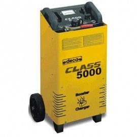 Chargeur deca class 5000E booster 100A efficace 12V/24V