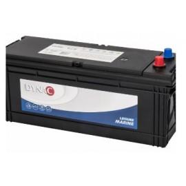 Batterie 12v dynac 64020 140ah (demarrage) sans entretien