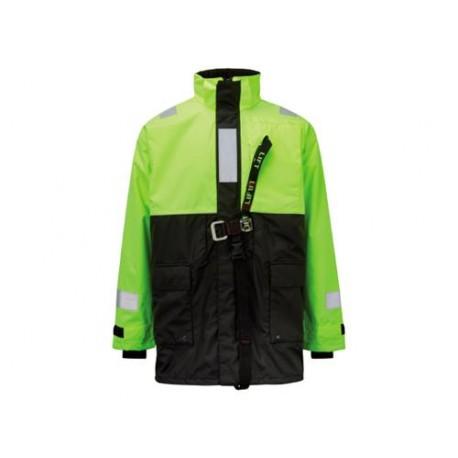 veste de sauvetage xxl 150n jaune avec gilet de sauvetage automatique incorpore neptunia. Black Bedroom Furniture Sets. Home Design Ideas