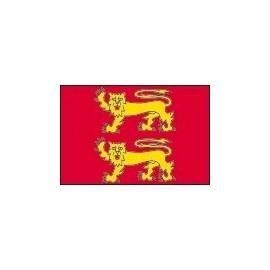 drapeau normandie 0,30m x 0,40m