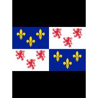 Drapeau Picardie 0.80m x 1,20m
