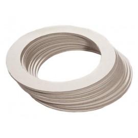 Joint d'etancheite en carton pour bride 6'     3x218x161mm