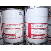 Graphite gris  4kg pot metal