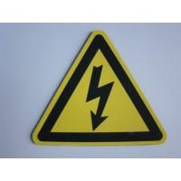 Magnet Danger Electrique...