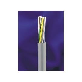 Elektrische kabel 2x1,5 speciaal scheepvaart IEC60332