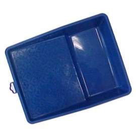 Verfrolbak blauw 24cm x 32cm
