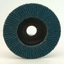 Disque abrasif a lamelles g 60 115 (2608605451)