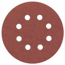 Abrasif disque 125mm 180 (bte 100 pieces) mirka