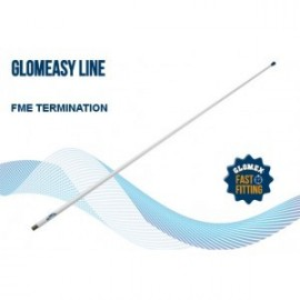 Antenne VHF - GLOMEASY LINE - 1,2m - Term. FME - RA300