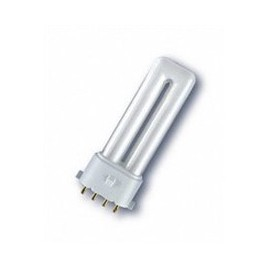 Ampoule osram dulux s/e 11w/840 2g7 fs1