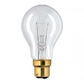 Ampoule  24v  60w b22 a baïonnette