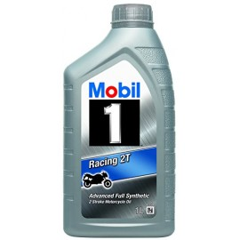 Mobil 1 Racing 2t synthetic 1lmoto, haute performance)