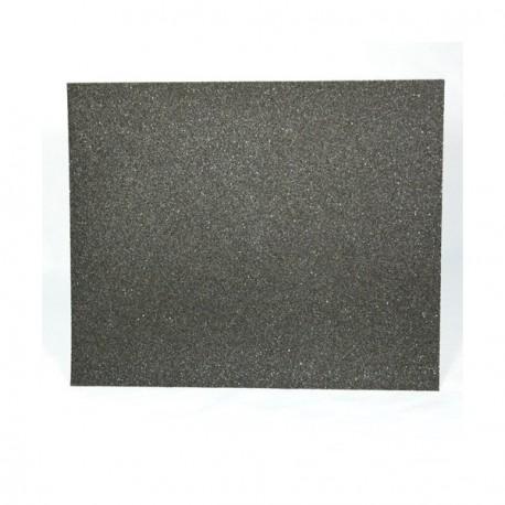 Abrasif noir feuille 080 ou vert