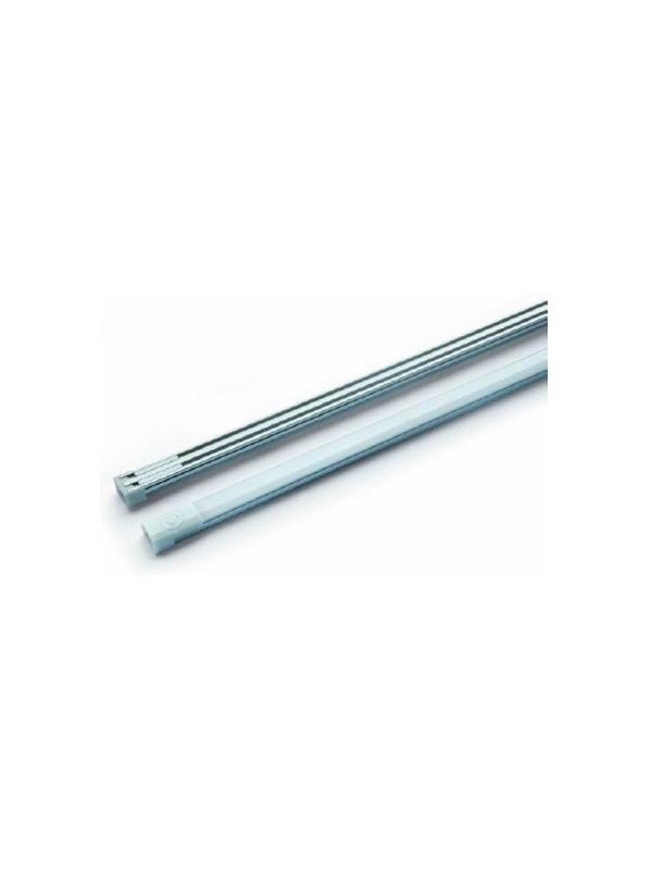 reglette touch led 60cm 9w (+/- 60w) sans alimentation 220v