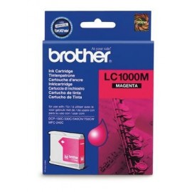 Cartouche Brother LC1000-M (Magenta)