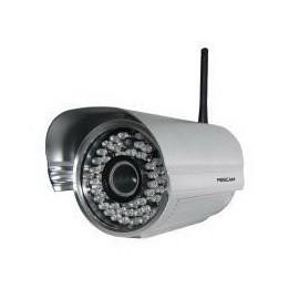 Camera FOSCAM IP WIFI night vision FI8905W IP44 12mm silver