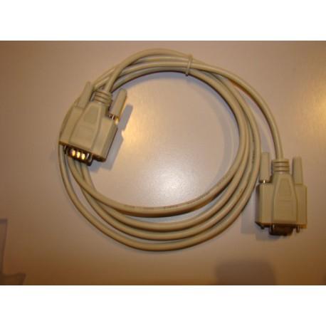 cordon  DB9 + cable 3m (Furuno-PC)