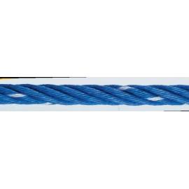 Tiptop combi mixte 20mm bleu 20m + 2 boucles
