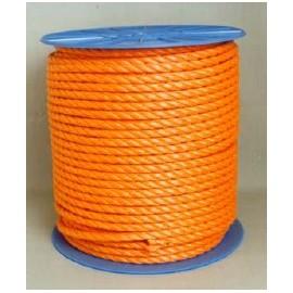 Polypropylene  8mm bobine 110m orange