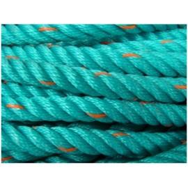 Polyethylene vert+orange 40mm