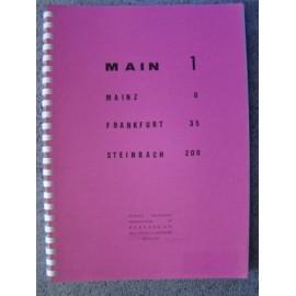 Carte main 1 : mainz-frankfurt-steinbach (0-200)