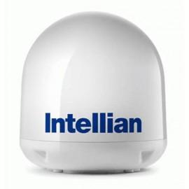 Intellian i4 Satellietschotel: vervangkoepel