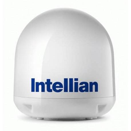 Antenne i4 intellian  : dome de rechange complet (base + dome)