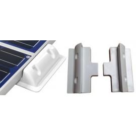 Panneau Blue Solar : support 2 pieces (droit)