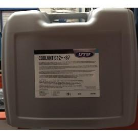 Liquide de refroidissement 20l -37° rose/orange G12+ -37-
