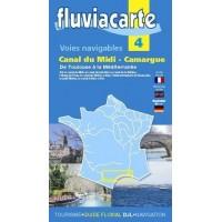 Carte    4 Canal du Midi...