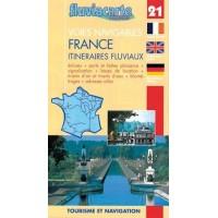 Carte   21 france :...