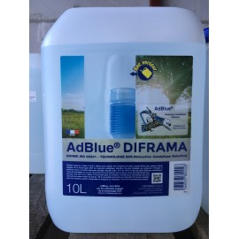 Adblue 10l avec bec verseur
