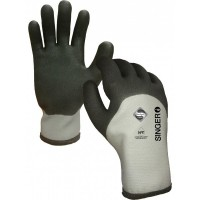 Gants homme hiver T10 sanitized actifresh hydropellent technology