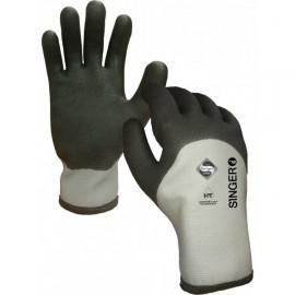Gants dame hiver T 8 sanitized actifresh hydropellent technology