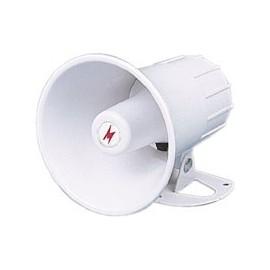 Haut-parleur p.m. 15w 8 ohmsplastique blanc (nr-22ks)