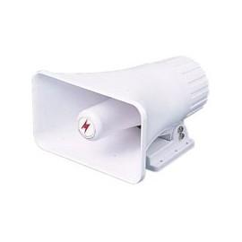 Haut-parleur g.m. 30w  8 ohmsplastique blanc (nr24ks)