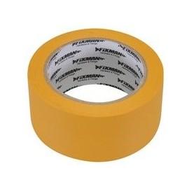 Papier cache 50mm x 50m JAUNE