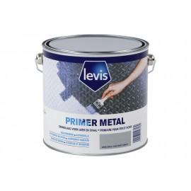 Levis primer metal 2,5L gris 7420