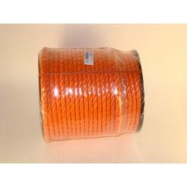 Polypropylene 12mm bobine 110m orange