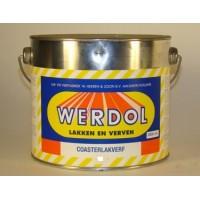 Werdol coasterlak  62 2l