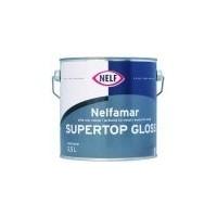 Nelfamar super top gloss 2,5L RAL 7042