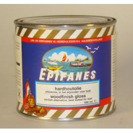 Epifanes hardhoutolie 500ml huile pour bois dur