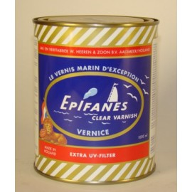 Epifanes clear varnish blank 1000ml (vernis marin brillant)