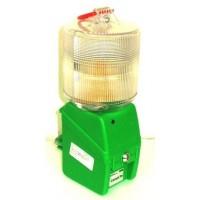 Lantaarn nitra 360° wit LED camplite (1 blokbatterij niet ge