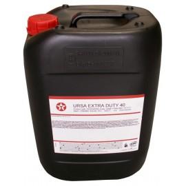 Texaco delo 100 motor oil 40  20l (ex : Texaco ursa extra duty 40  20l)