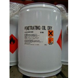 Penetrating oil dry 20kg huile qui seche