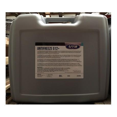 Antigel  20l pur pour moteur (rose/orange) HDI organique G12+