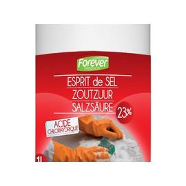acide chlorydrique 25L bidon perdu Esprit de Sel 23%