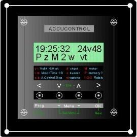 Accu control 24V (BERNARD) 12x12cm