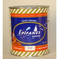 Epifanes bootlak 0.75l  212